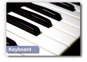 Cursus keyboard